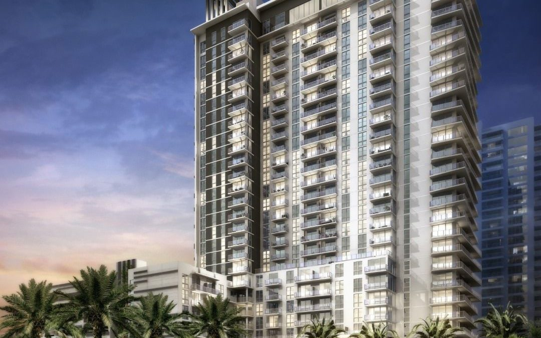 First Look At 30-Story Modera Biscayne Bay Planned For Edgewater's Unity Property