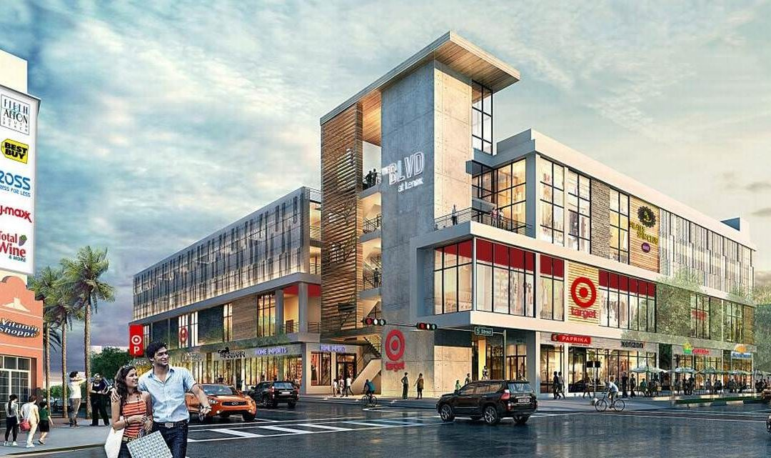 Photos: Target's First Ever South Beach Store Is Rising