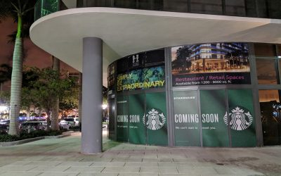 Midtown Miami Is Getting Its First Starbucks Coffee (Photo)