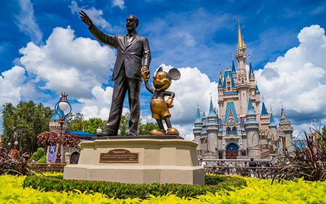 Disney buys 965 acres near its Orlando theme parks and hotels for $23M