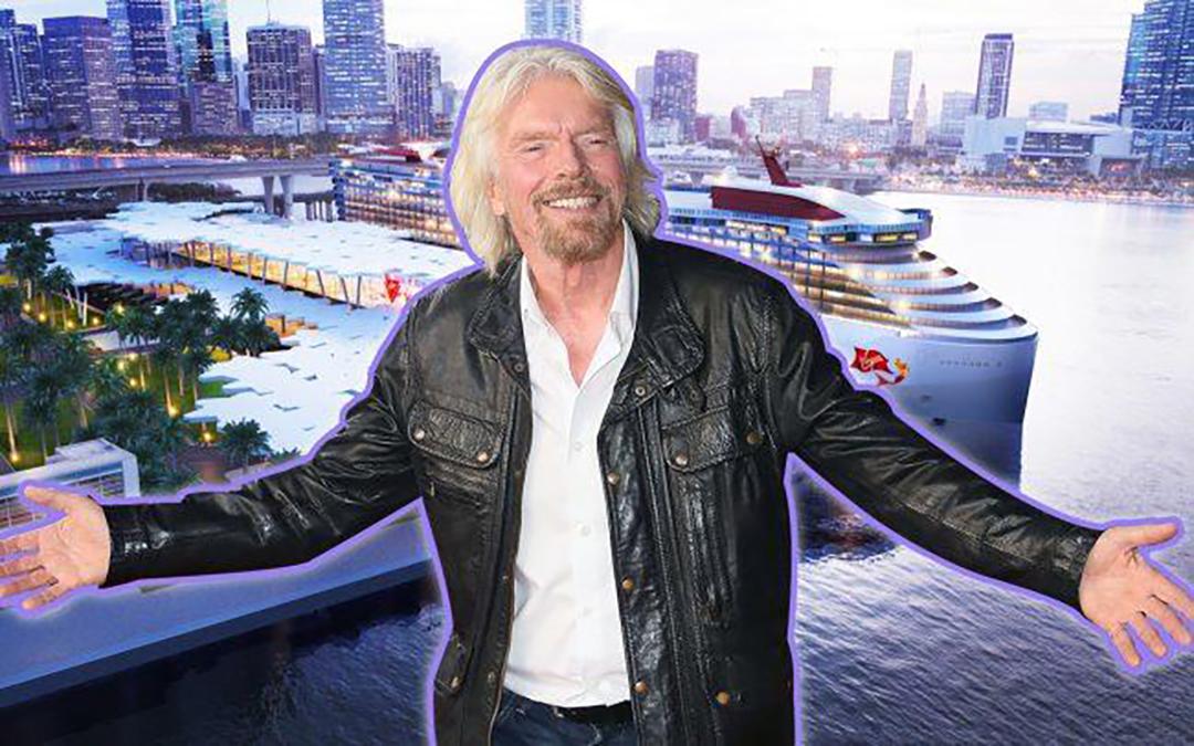 Virgin Voyages unveils plans for $150M terminal at PortMiami