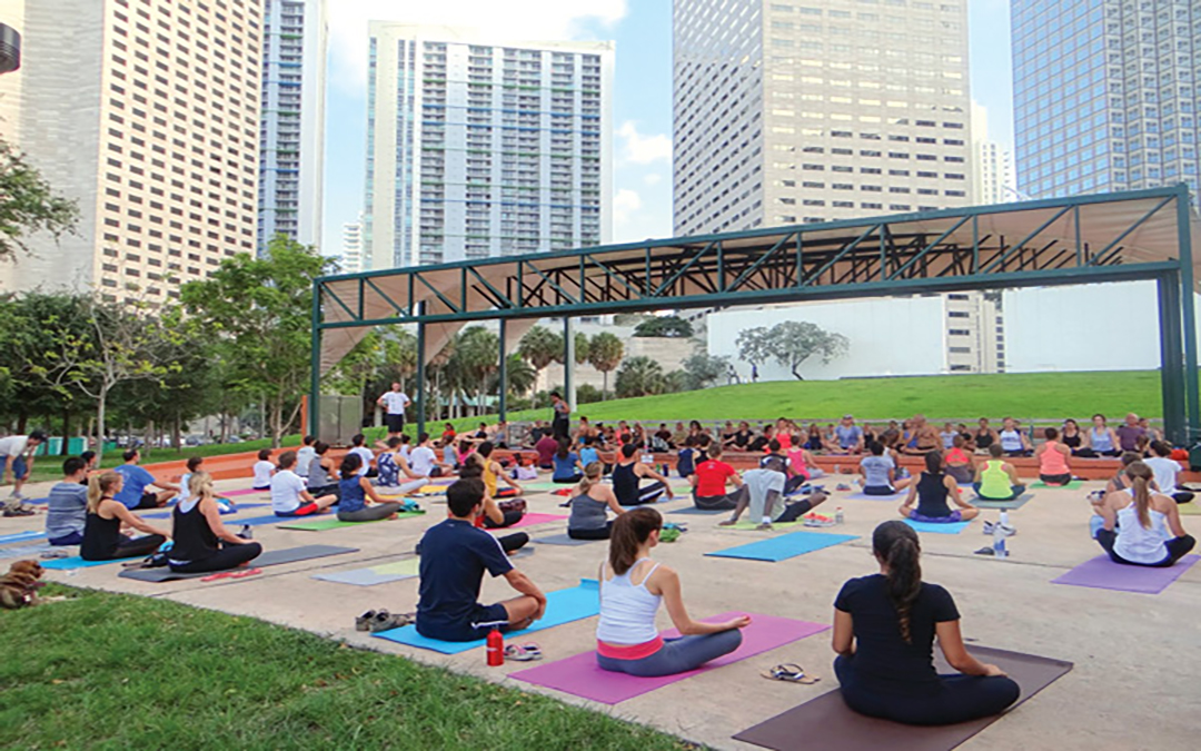 Miami's Bayfront Park to be open to public many more days
