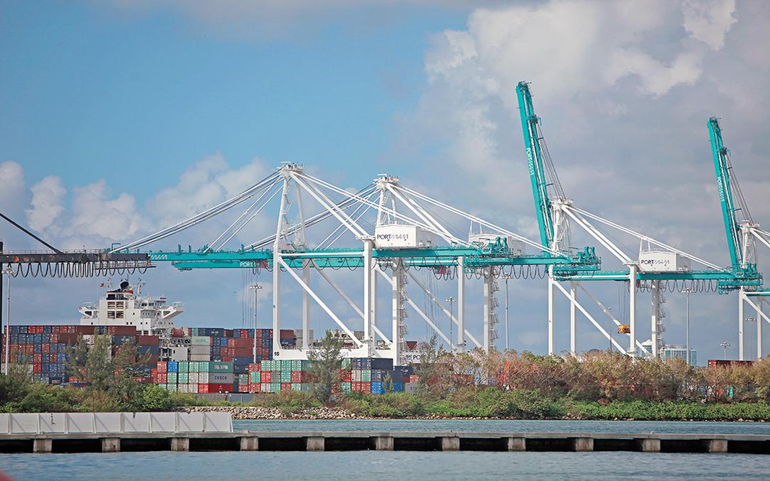 PortMiami scrunching cargo area to add two cruise terminal