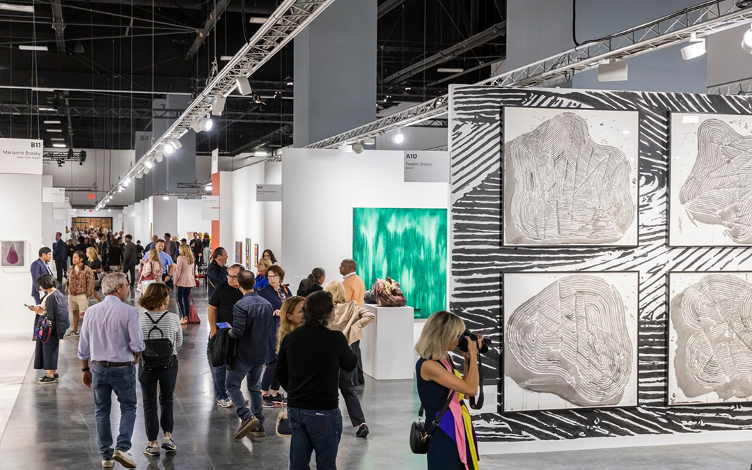 2018 Edition Of Art Basel Miami Beach Saw Record Attendance of 83,000