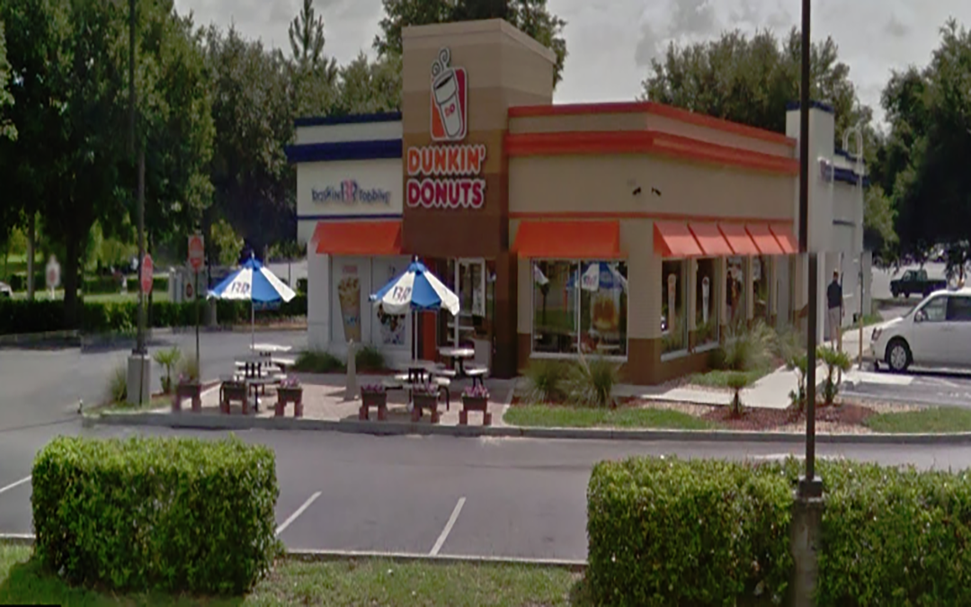 NNN Dunkin Donuts Chiefland FL