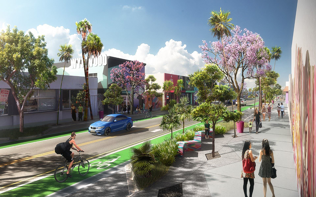 ArquitectonicaGEO Proposes WynwoodWalks As Part Of Streetscape Master Plan: First Look