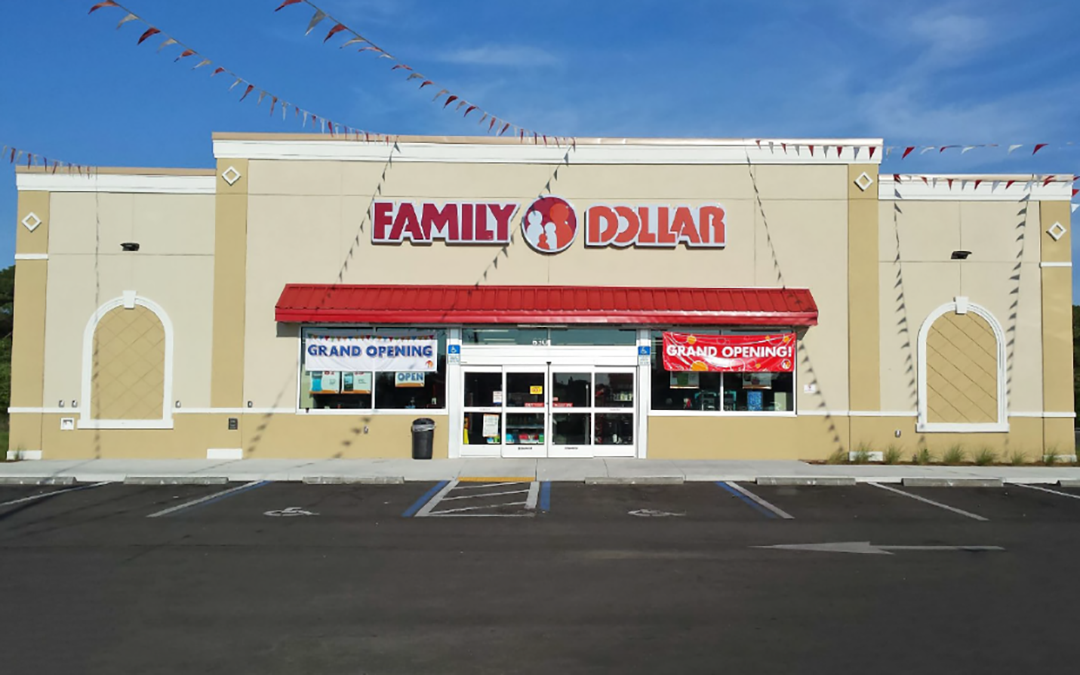 NNN Family Dollar Fort Myers FL