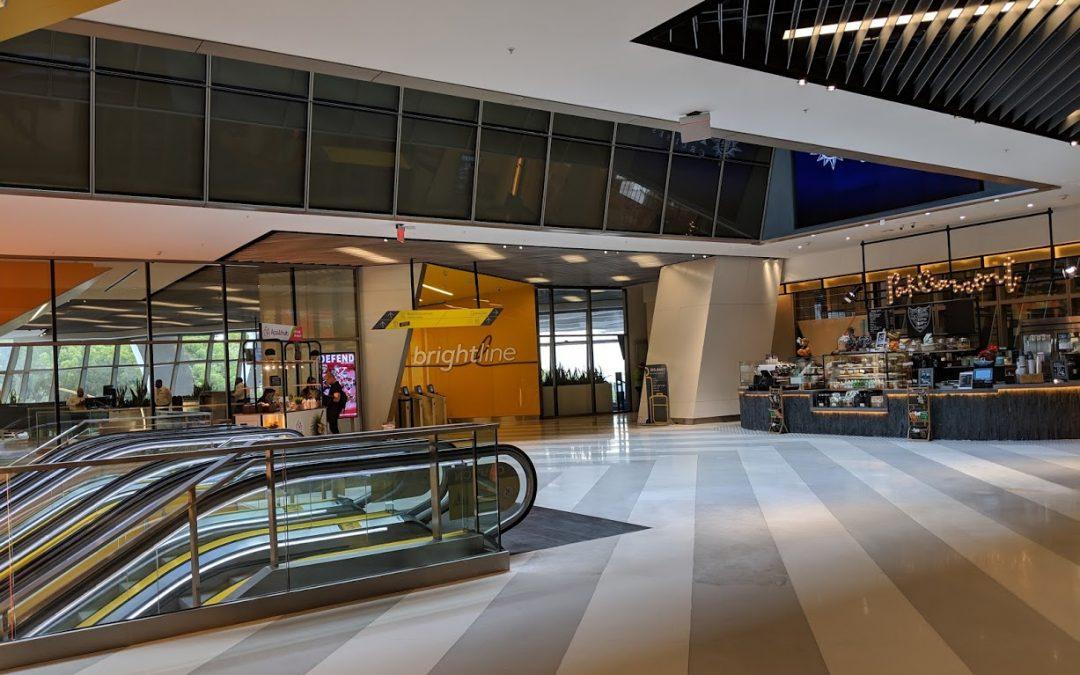 Brightline: 98k Passengers Carried In December, Revenue Up 47% Over November