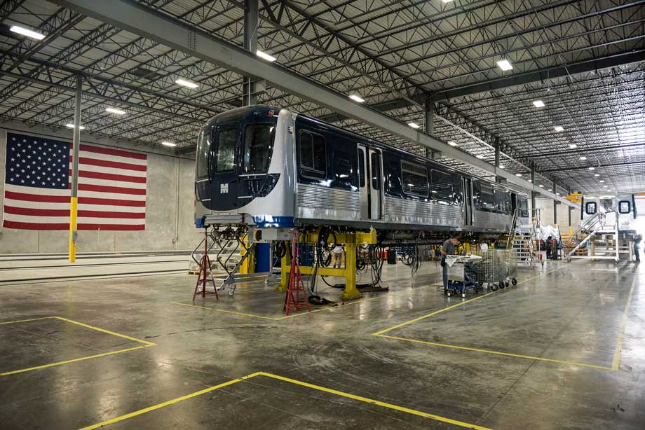 New Metrorail cars, CNG buses replacing older fleets