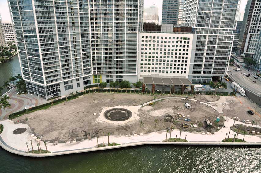Great and exciting improvements' due at Miami Circle