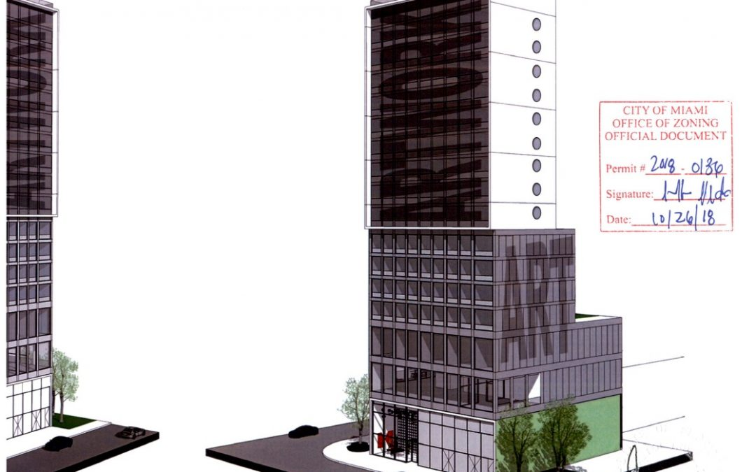 Full Plans For Recently Approved CitizenM Hotel Set To Replace Perricones In Brickell