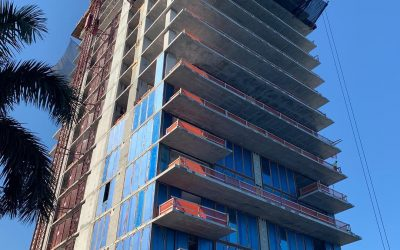 Construction At 57-Story Elysee Reaches 18th Floor, With Almost Half Of Units Sold