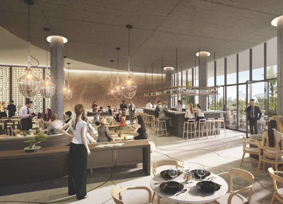 Rooftop Restaurant Called Mila Coming To Lincoln Road With 247 Seats, Michelin-Starred Chef