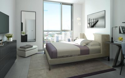 Carless 31-Story Yotelpad Breaks Ground After Quickly Selling More Than Half Of Units