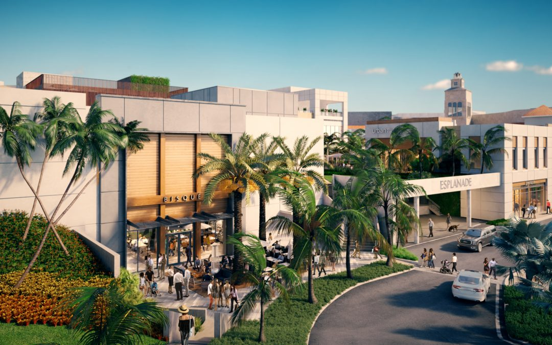 Photos: 215,000 Square Foot Esplanade Addition To Aventura Mall Begins Vertical Construction