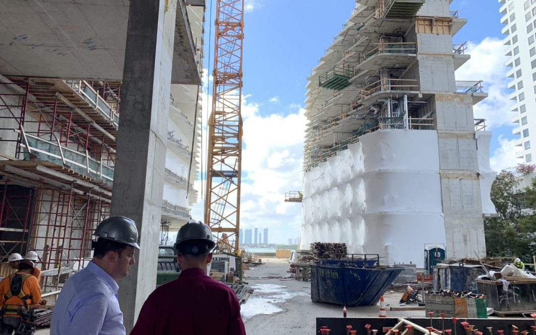 Jean Nouvel's Monad Terrace Tops Off In South Beach