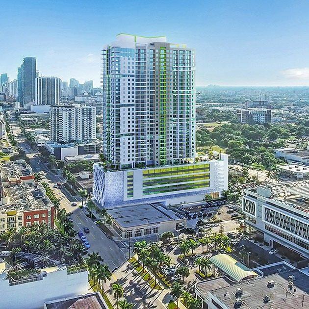 KUSHNER TO BUILD $550M, 1,100-UNIT APARTMENT COMPLEX IN EDGEWATER