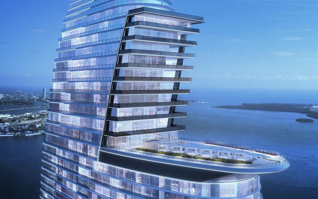58TH FLOOR PENTHOUSE AT ASTON MARTIN RESIDENCES SOLD TO AMERICAN BUYER
