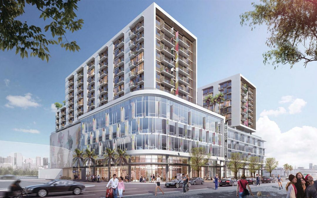 ANOTHER BIG MIXED-USE PROJECT ABOUT TO BREAK GROUND IN WYNWOOD AFTER CONSTRUCTION FINANCING ISSUED