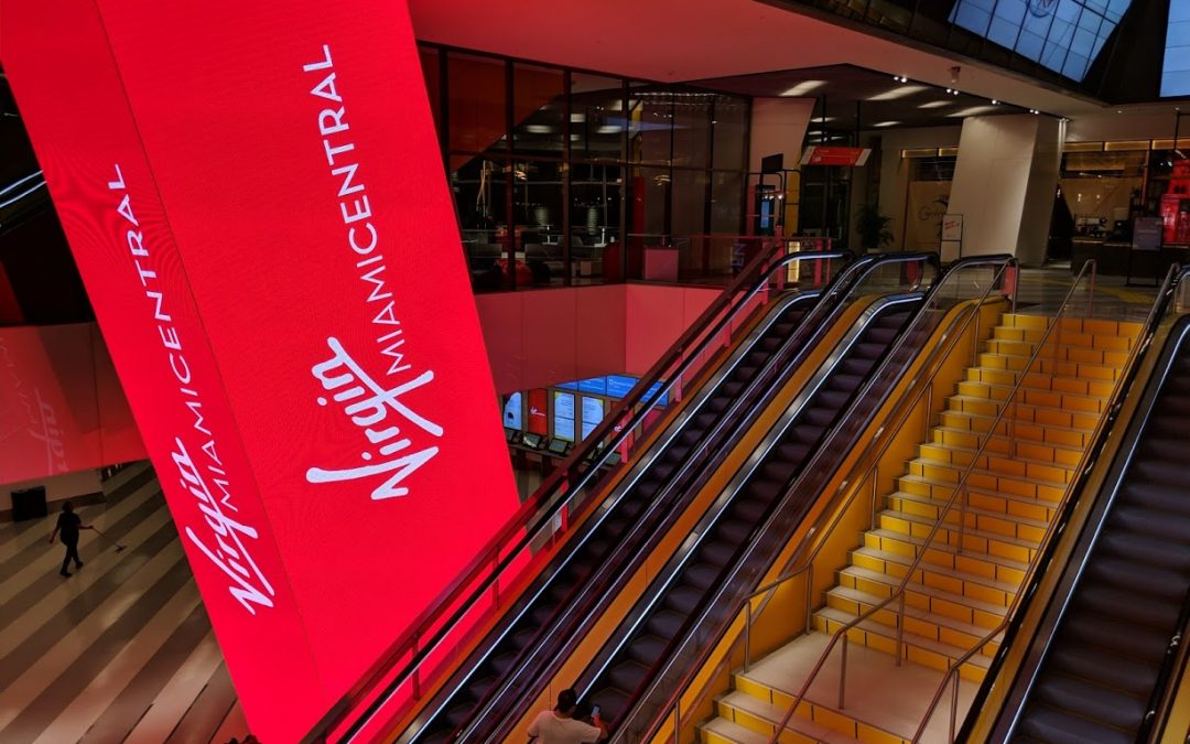 PHOTOS OF NEWLY RENAMED VIRGIN MIAMICENTRAL, WHERE FOOD HALL WILL SOON OPEN