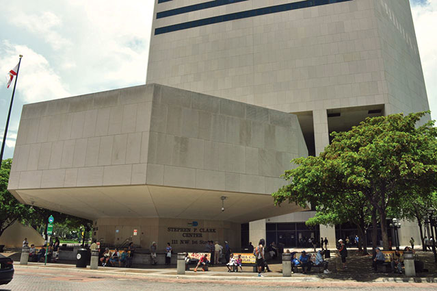 Miami-Dade looks at redeveloping Government Center