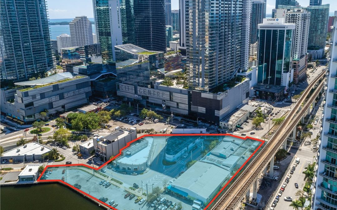 MIAMI COULD SEE SKYLINE-ALTERING MIXED-USE DEVELOPMENT IN BRICKELL AND EDGEWATER OPPORTUNITY ZONE