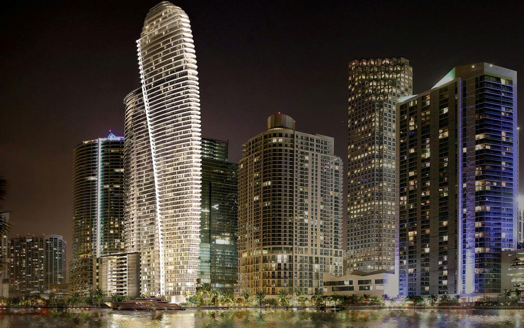 ASTON MARTIN RESIDENCES FOUNDATION POUR IS JUST DAYS AWAY, WILL BE AMONG MIAMI'S BIGGEST EVER