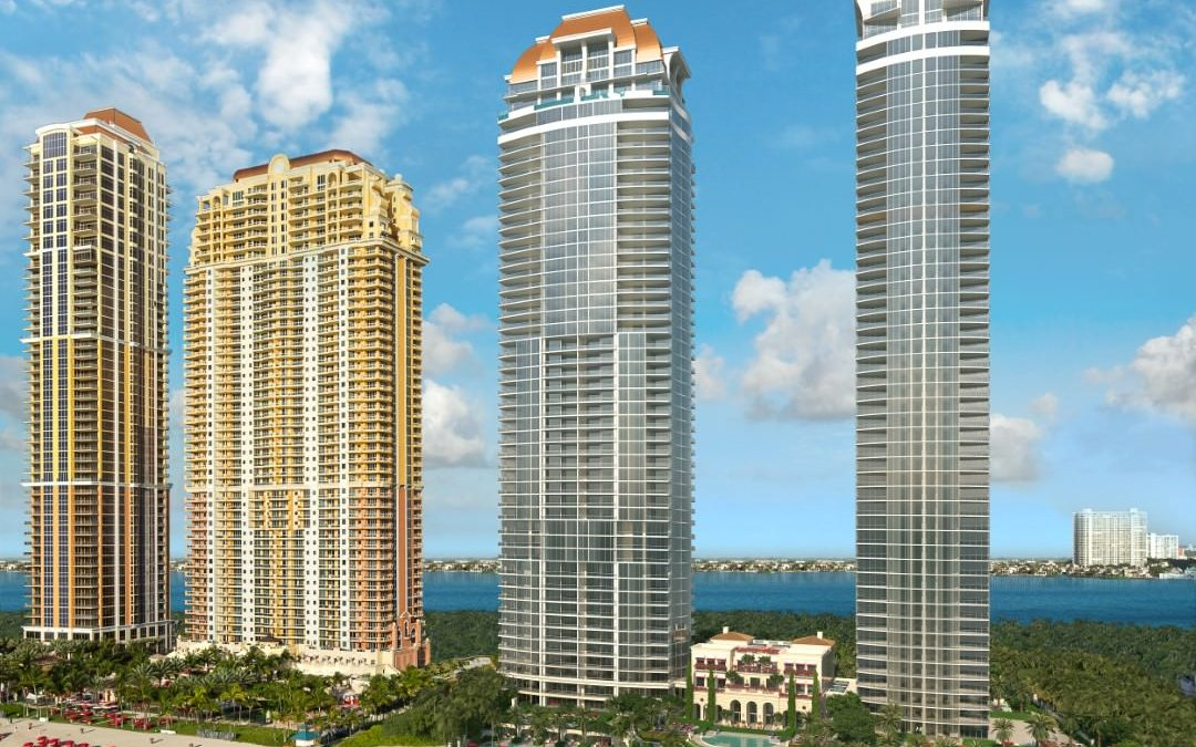 APPROVED: SUNNY ISLES WILL GET ITS TWO TALLEST TOWERS EVER AT 700 FEET AFTER FAA AGREES