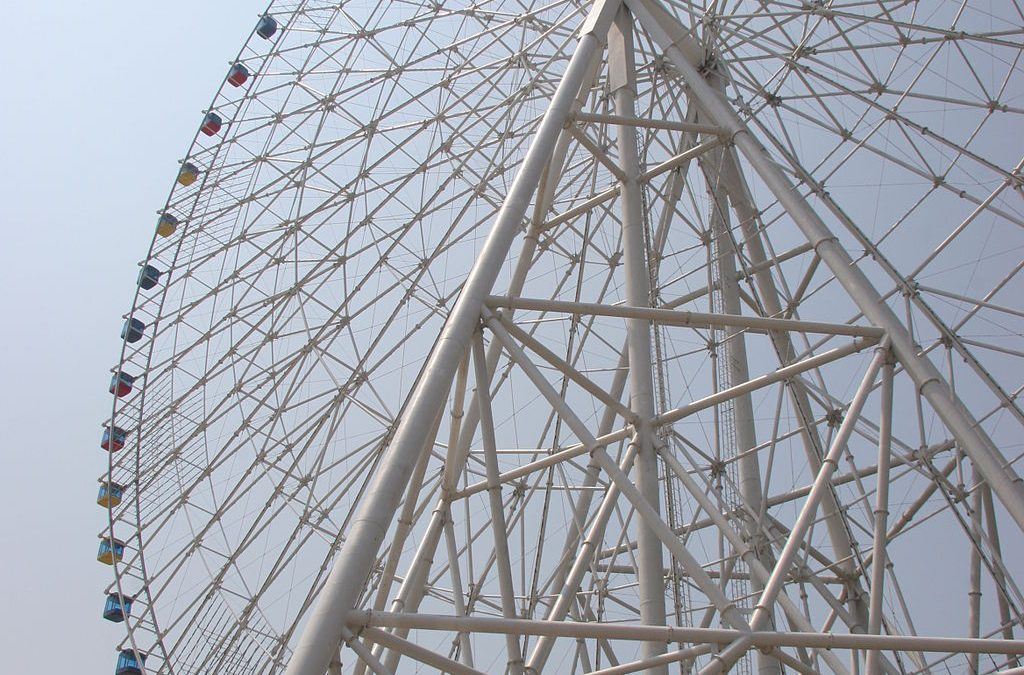 'ICONIC' FERRIS WHEEL IN THE WORKS AT BAYSIDE MARKETPLACE AFTER COMMISSIONERS VOTE IN FAVOR
