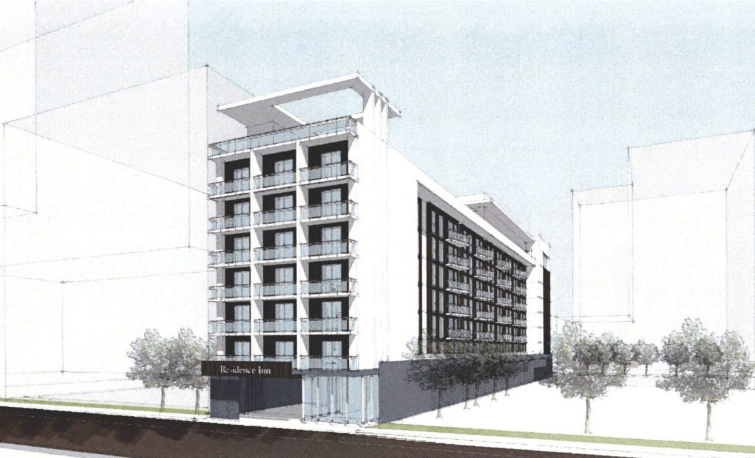 RESIDENCE INN BY MARRIOTT WITH 206 KEYS APPROVED FOR BRICKELL, EXPEDITED CONSTRUCTION PERMIT FILED