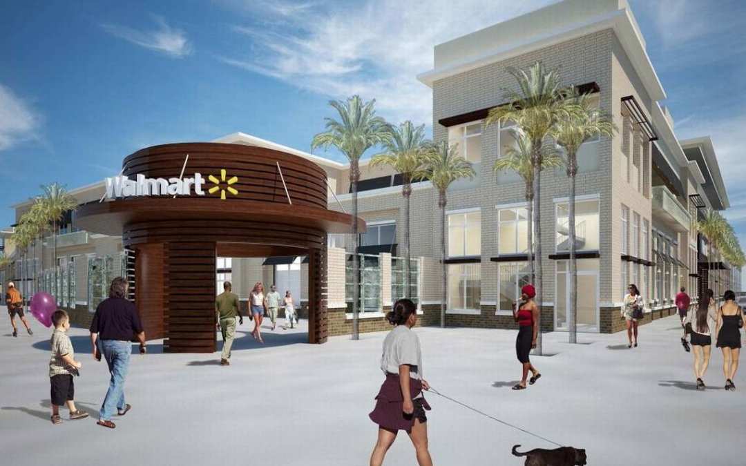 WALMART REACHES NEW AGREEMENT IN MIDTOWN MIAMI WHICH COULD ALLOW FOR DEVELOPMENT