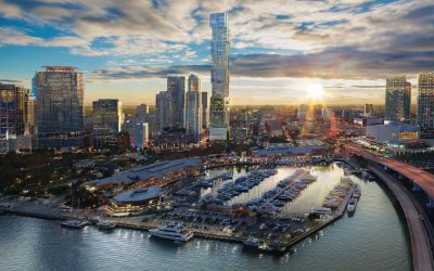 SALES GALLERY FOR MIAMI'S 98-STORY SUPERTALL WALDORF ASTORIA TOWER TO OPEN IN EARLY 2020