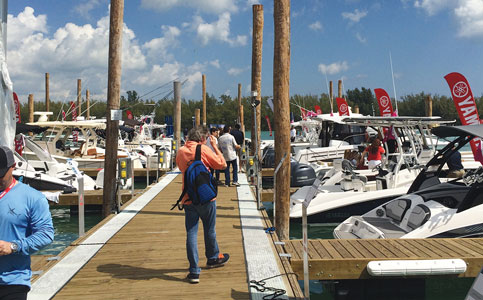 Miami International Boat Show may look at fall dates