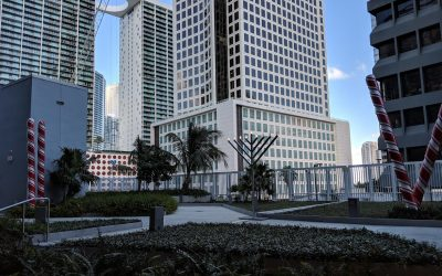 SOFTBANK IS TAKING UP TO THREE FLOORS AT 600 BRICKELL, WANTS TO HIRE 100 EMPLOYEES