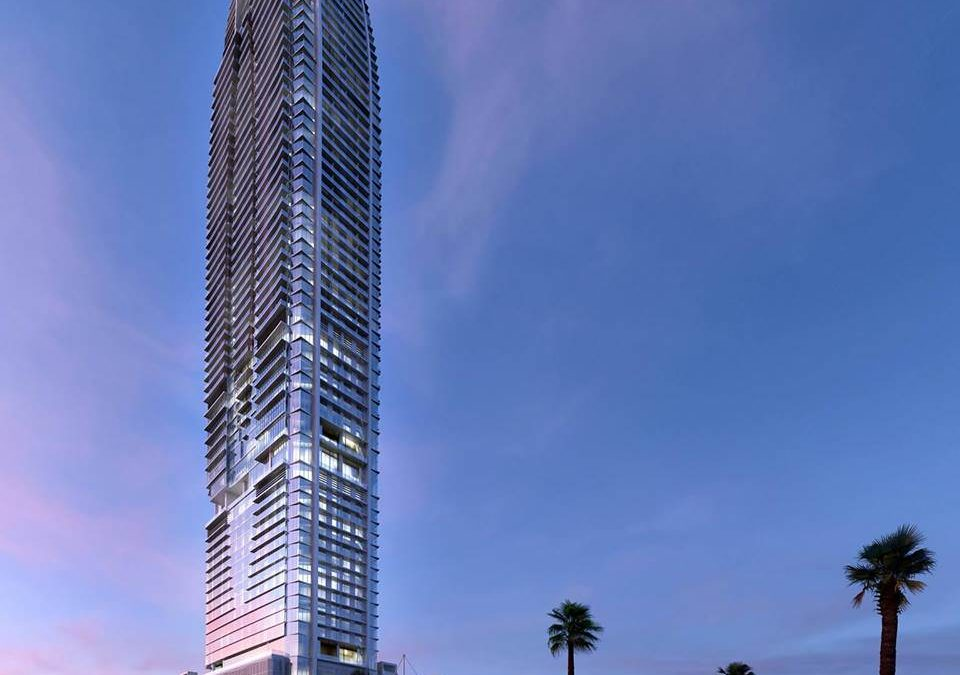 DOWNTOWN MIAMI'S 70-STORY OKAN TOWER WILL BREAK GROUND IN JANUARY, DEVELOPER ANNOUNCES