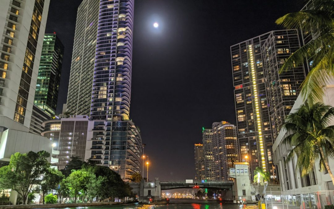 BOOMTOWN: MIAMI HAS BEEN NAMED ONE OF AMERICA'S TOP GROWTH CITIES IN A NEW ANALYSIS
