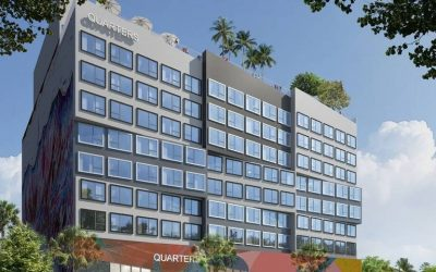 QUARTERS CO-LIVING TO BE BUILT IN WYNWOOD WITH 200 FURNISHED APARTMENTS, DESIGNED BY ARQUITECTONICA
