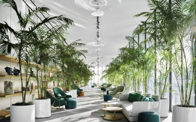 FIRST LOOK AT RENZO PIANO'S NEWLY COMPLETED EIGHTY SEVEN PARK IN MIAMI BEACH, HIS FIRST RESIDENTIAL PROJECT IN THE WESTERN HEMISPHERE