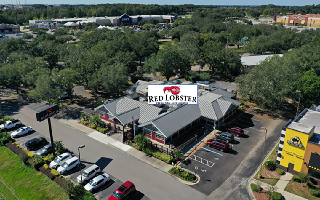 Red Lobster (NNN) Lakeland , Florida Tampa MSA)