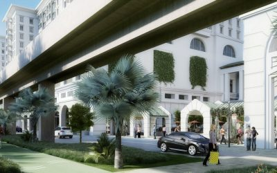 Confirmed: A Trader Joe's Is Being Built Next To The Underline Near Metrorail's Douglas Station In Coral Gables