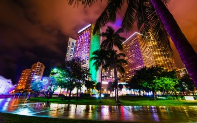 Miami named most glamorous city in U.S.