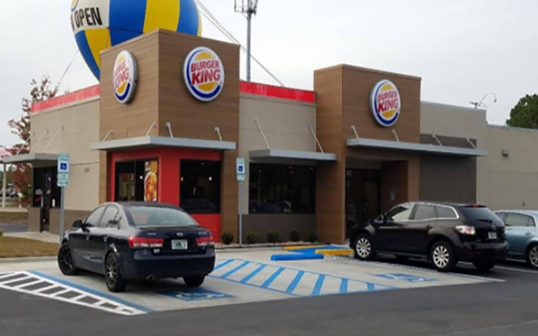Burger King (NNN) Pensacola, Florida